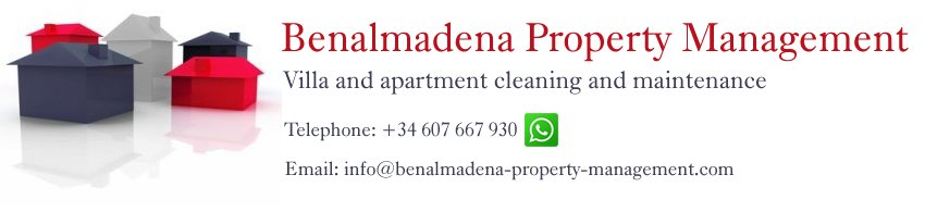 About Benalmadena property management.